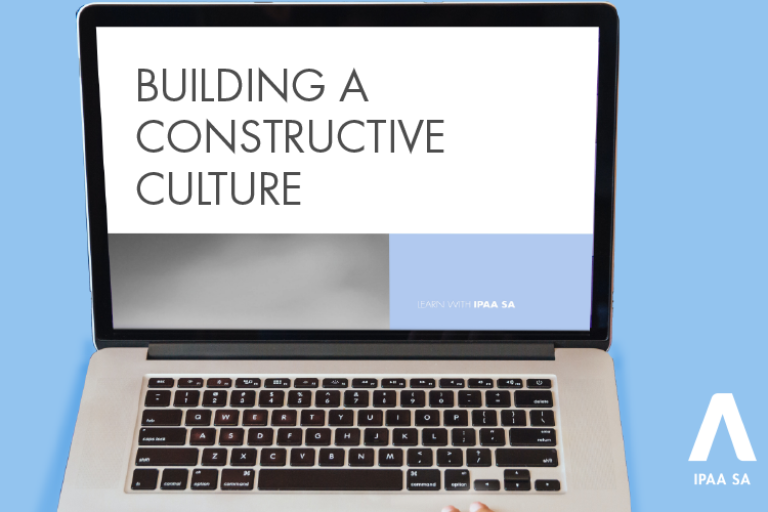 Learn how to build a constructive workplace culture