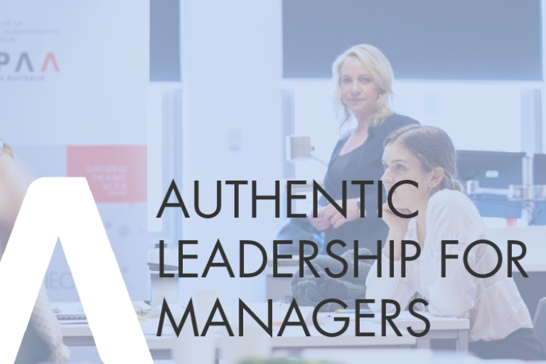 Authentic Leadership Skills for Managers in the public sector