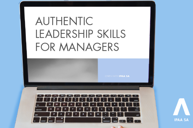 authentic leadership skills for managers