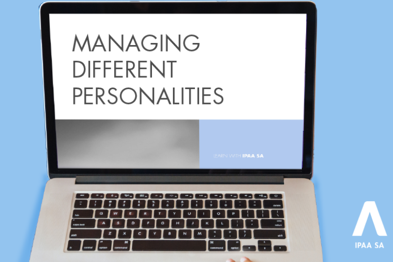 managing different personalities online