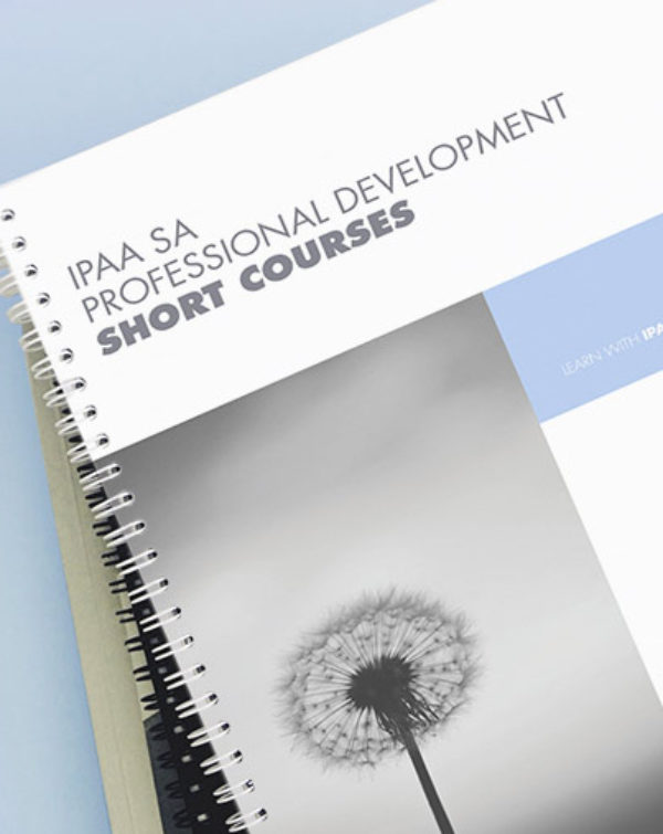 IPAA SA training and development