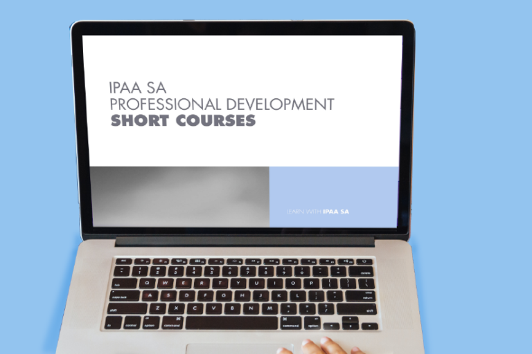 online professional development training for public sector